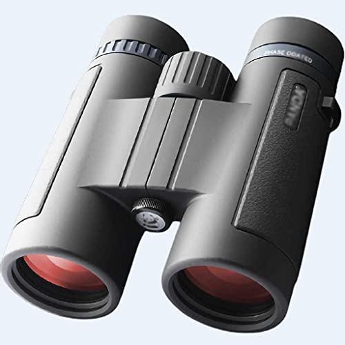 Prismaticos Adulto Impermeable Relleno De Nitrógeno IPX-6, Lente HD ED Prismáticos Profesionales, Adecuado para Observación De Aves, Caza, Viajes, Deportes Al Aire Libre. (Size : 10 * 42)