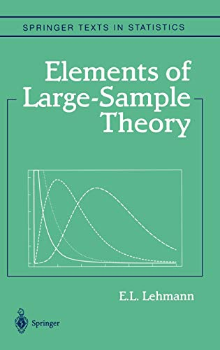 Elements of Large-Sample Theory (Springer Texts in Statistics)