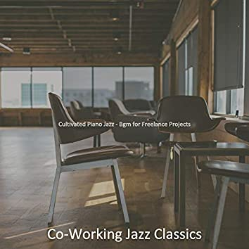 Cultivated Piano Jazz - Bgm for Freelance Projects