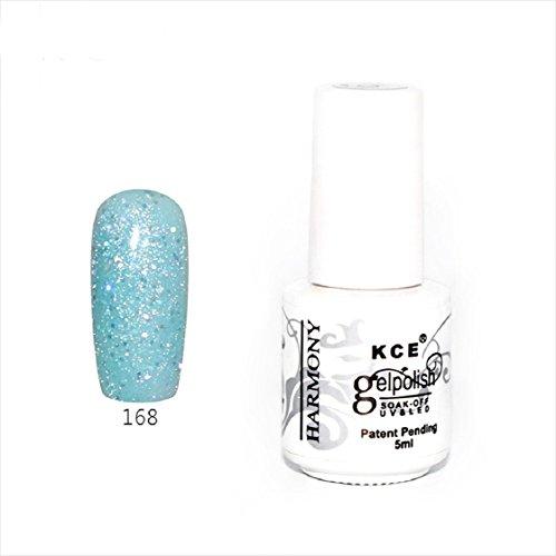 Vovotrade ❃❃ Belle ongles Gel UV et Bright LED coloréesCouleurs 5ML_O