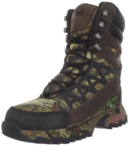 Bushnell Women's Mountaineer Hunting Boot,Mossy Oak,5.5 M US