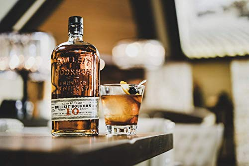 Bulleit 10 Bourbon Whisky de Kentucky - 700 ml
