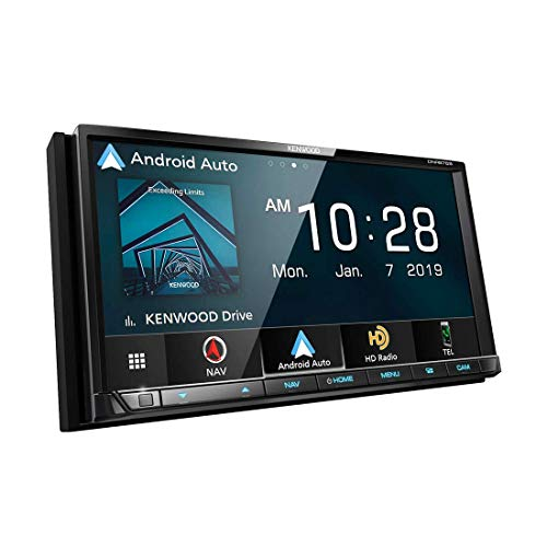 Kenwood DNR876S 6.95 inches Digital Multimedia Navigation Receiver (Renewed)