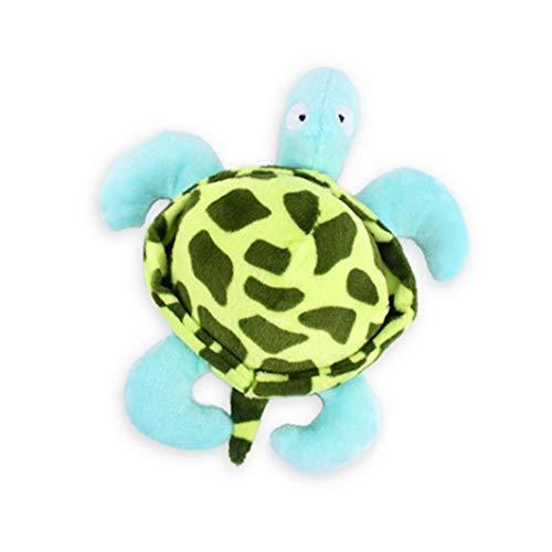 YZLSM Dog Chew Spielzeug Meeresschildkröte Muster Interactive Durable quietschende...