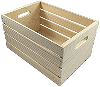 MPI WOOD Large Crate