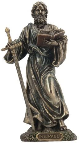 VERONESE Sale - Purchase St. Paul -The Attention brand of Statue The Gentiles Scu Apostle