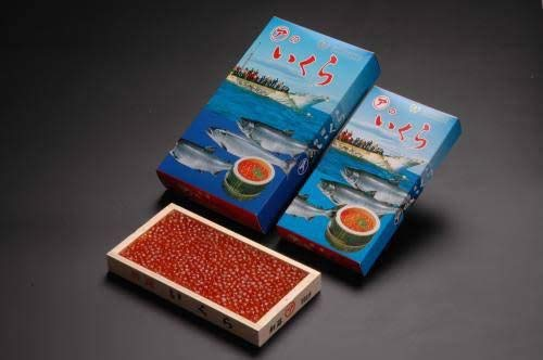 マルア 塩いくら1k 新物 北海道産