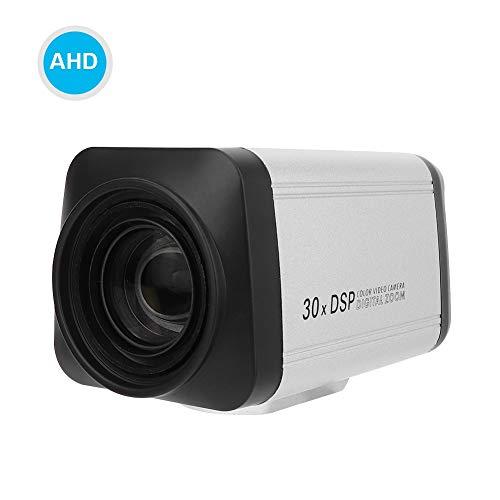 Garsent 1080P hochauflösende 30fach-Zoom-Überwachungskamera, intelligente Überwachungskamera, wetterfeste CMOS-Außenkameras mit Sensor und Nachtsicht(AHD)