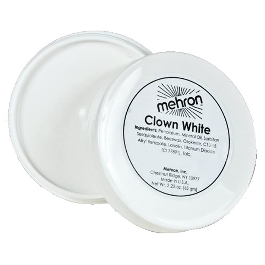 自然公園しかしプリーツ(6 Pack) mehron Clown White (並行輸入品)