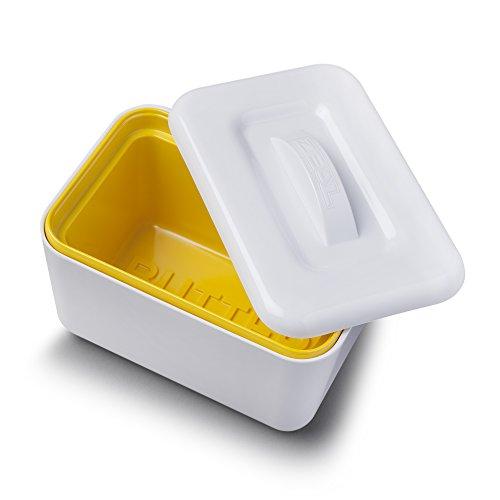 Zeal G265W Butterdose, weiß