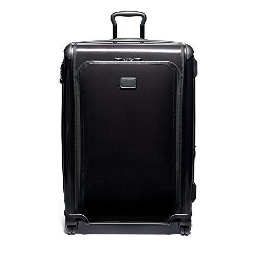 TUMI - Tegra-Lite Max Large Trip Expandable Packing Case Suitcase - Rolling Bag for Men and Women - Black/Graphite