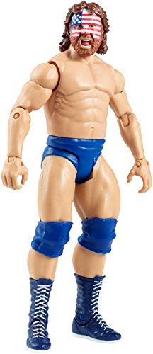 WWE Summer Slam Hacksaw Jim Duggan Figure by Mattel, Farbe/Modell Sortiert