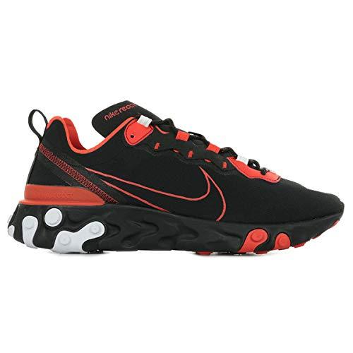 Nike React Element 55 Script Swoosh CK9285001, Deportivas - 44 EU