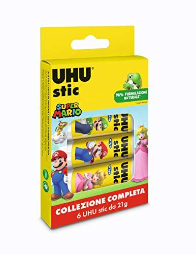 UHU stic 6x21g Collection Box BTS 2019