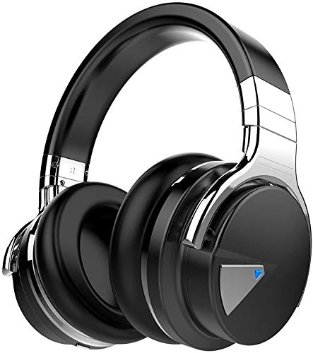 COWIN E7 Over-ear Noise Canceling Headphones