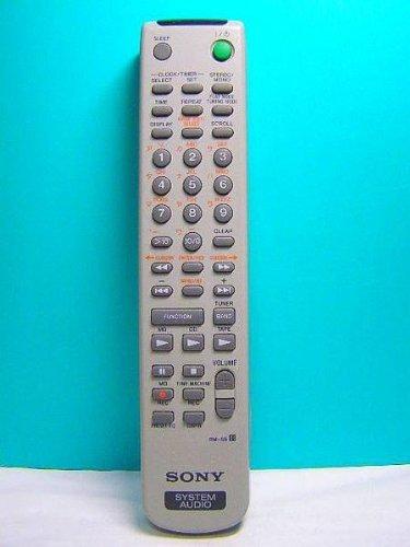 ソニー オーディオリモコン RM-S5