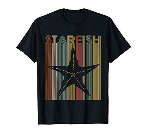 Vintage Starfish T-shirt Retro Starfish Shirt Women Men Kids