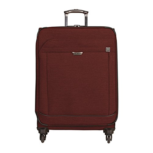 Ricardo Beverly Hills Malibu Bay 25-inch 4-Wheel Spinner Luggage, Wine, One Size