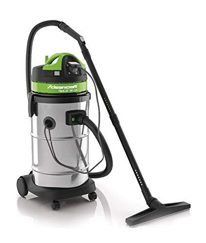 mächtig Cleancrafts Spezialstaubsauger (Staubsauger für Nass- und Trockenreinigung, Behälterkapazität 41 l, Geräuschfilter,…