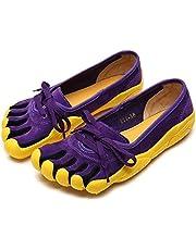SGLMYD Fitness schoenen comfortabele dames ballerina balans ondersteuning FiveFingers schoen sneaker Leisure Outdoor Slijtvaste zomer