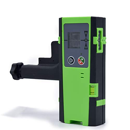 50M Outdoor Pulse Mode rode of groene Beam Line Laser Level verticale en horizontale Laser Detector of ontvanger