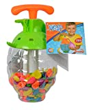 Simba 107792190 - Waterzone Wasserbomben Füllflasche -