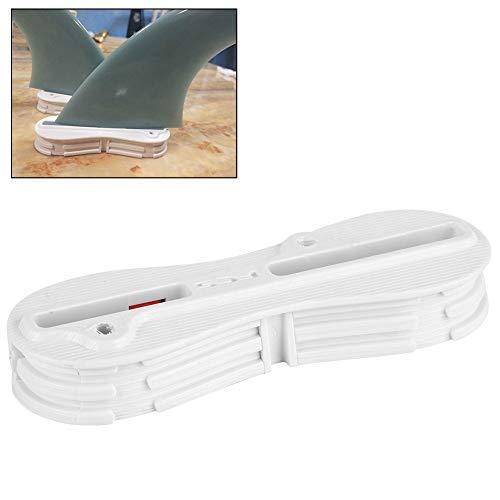 Bnineteenteam Aletas para Tabla de Surf,falsoSurfboard Fin Groove 2 Fin Plug 3 Juegos de Accesorios para Tablas de Surf al Aire Libre Enchufe Aleta De Surf