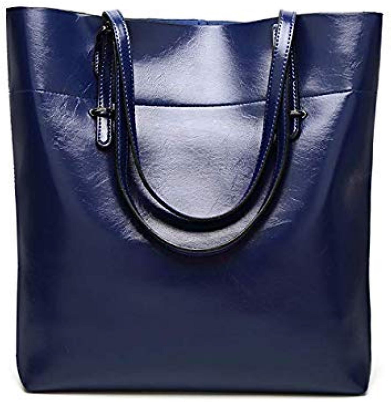 a8f850a5aa Bloomerang Women Handbags Leather Bag Tote Bag Large Capacity Solid ...
