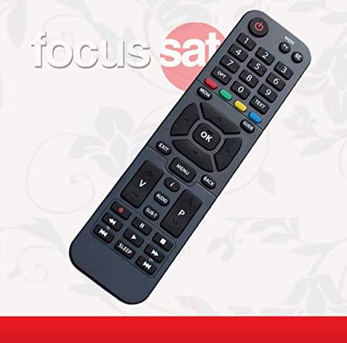 roua.eu Afstandsbediening voor decoder KAON Focus Sat FOCUSAT HD HR B301 K-230 KSC-570 KFS CO3600
