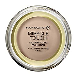 Compact foundation that gives skin a smooth and beautiful texture and look in one stroke Formula transforms from solid to liquid for precise application Contains moisturising hyaluronic acid and SPF 30 Moisturising formula for a light weight feel and...