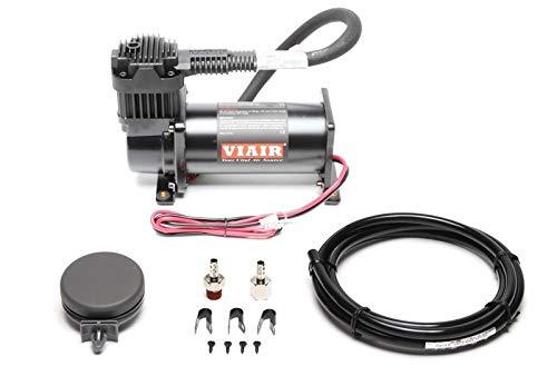 TA TECHNIX/Viair 380C Kompressor - 12 Volt Kolbenkompressor/schwarz
