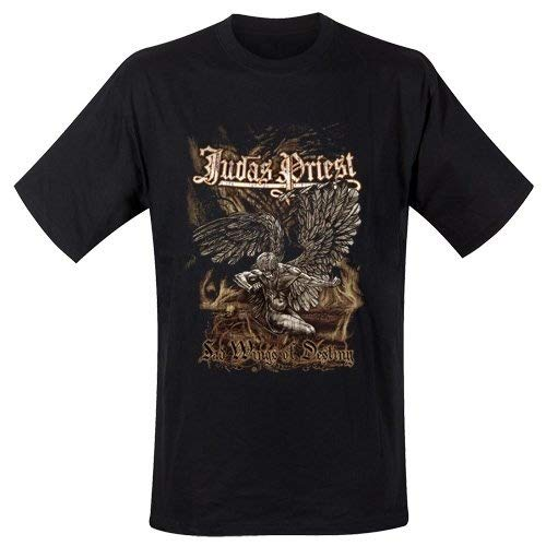 Judas Priest Sad Wings of Destiny Mens T Shirt New Black