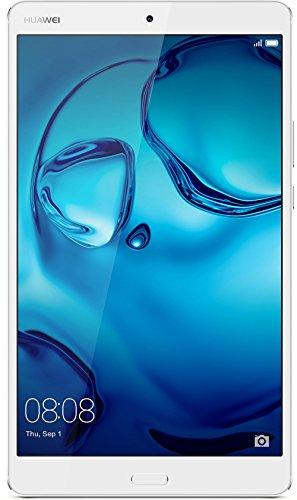 Huawei 8.4型 タブレットパソコン MediaPad M3 WI-FI 4G-32G/シルバー ※Wi-Fiモデル 【日本正規代理店品】
