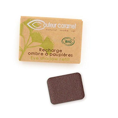 Couleur Caramel - Mini Fard à paupières n°144 Marron Glacé nacré Bio 1.3 g