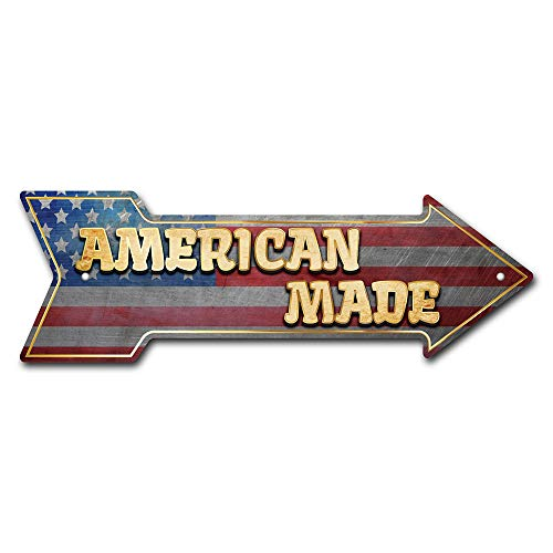 MightySkins Peel and Stick Art Removable American Made Decal Decor 24' Directional Sticker Vinyl Wall Decals