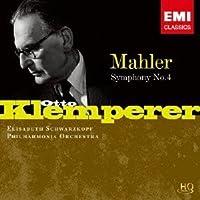 Mahler: Symphony No.4 by Otto Klemperer (2010-01-20)