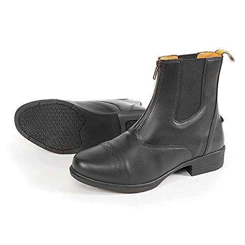 Shires Moretta dziecięce / dorośli Clio botki - czarne, - Czarny - 36 EU