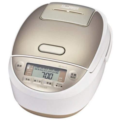タイガー 圧力IH炊飯ジャー(1升炊き) ホワイトTIGER 炊きたて JPK-A180W