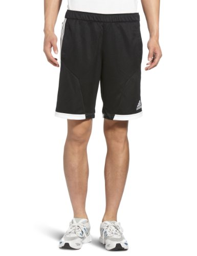 adidas Herren Bekleidung Teamsport Fußball Tiro 13 Trainings Shorts Kurze Hose, black/white, XXL