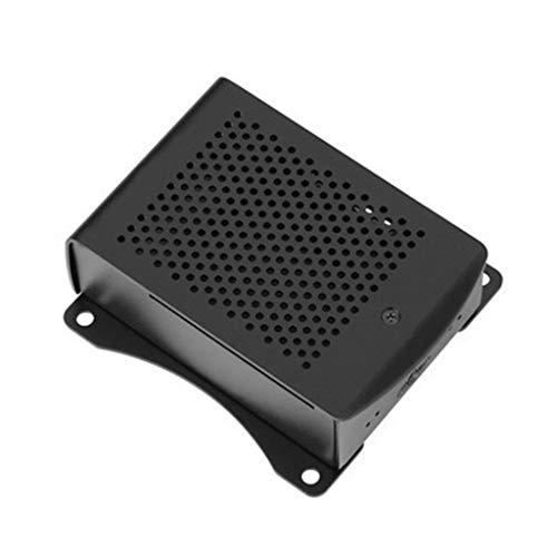 Wondful 1Set Alluminio Alloy Case Metal Enclosure for Raspberry Pi 3/2/Model B/B+ Kit