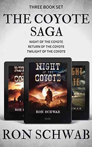 The Coyote Saga: Western Box Set (Books 1 - 3) (English Edition)