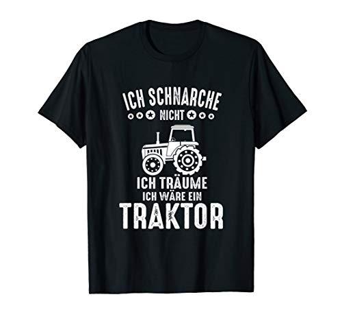 Herren Traktor Bier Saufen Landwirt Bauernhof Ernte Feiern Lustig T-Shirt