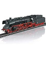 Märklin- Dampflokomotive Baureihe 01 Serie Color Negro. (39004)