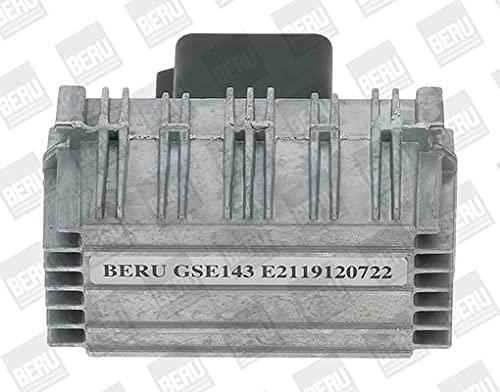 BERU GSE143 Zünd-& Glühanlagen, schwarz