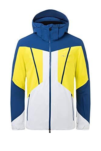 KJUS Herren Boval Skijacke blau 56