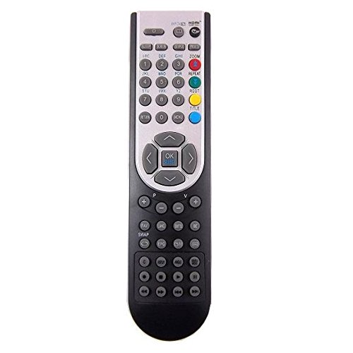Echte RC-1900 TV-afstandsbediening voor specifieke Akai TV-modellen