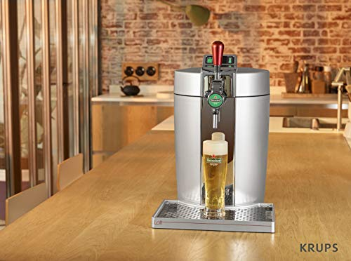 Krups vb700e00Maschine Bierglas Beertender Loft Edition - 3