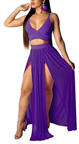 Conjunto 2 Piezas Mujer Vestir  marca Mintsnow