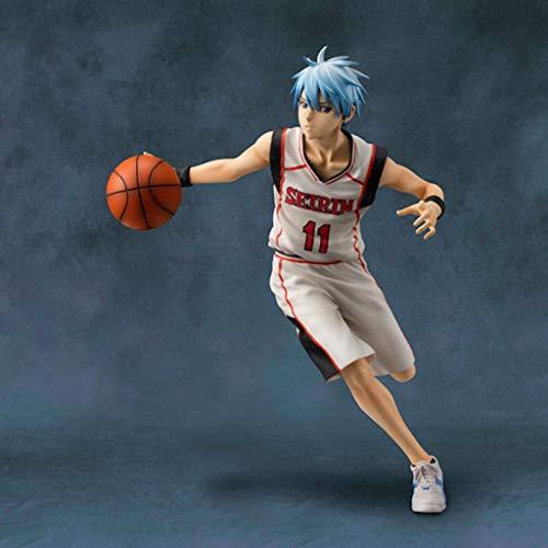 アニメ漫画ゲームキャラクター黒子テツヤモデル像高さ18 Cmおもちゃ飾り ZHYGDQ