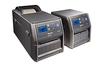 Intermec PD43A03300010201 Series PD43 Light Industrial Printer, Ethernet, Wi-Fi North America, Blue Tooth, Thermal Transfer, 203 dpi, US Cord